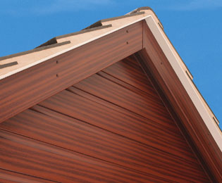 Swish Mahogany Cladding