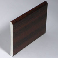 Swish 6mm Skirting 70mm Mahogany