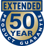 Swish 50 Year Extended Product Guarantee 150px