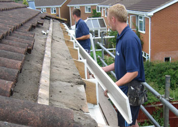 How to install Swish UPVC fascia, cladding and gutters systems